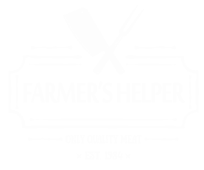 farmer's helper logo white